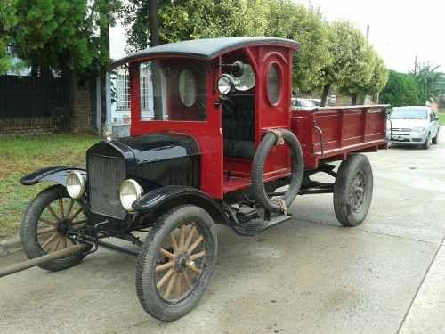 camión ford t 1925