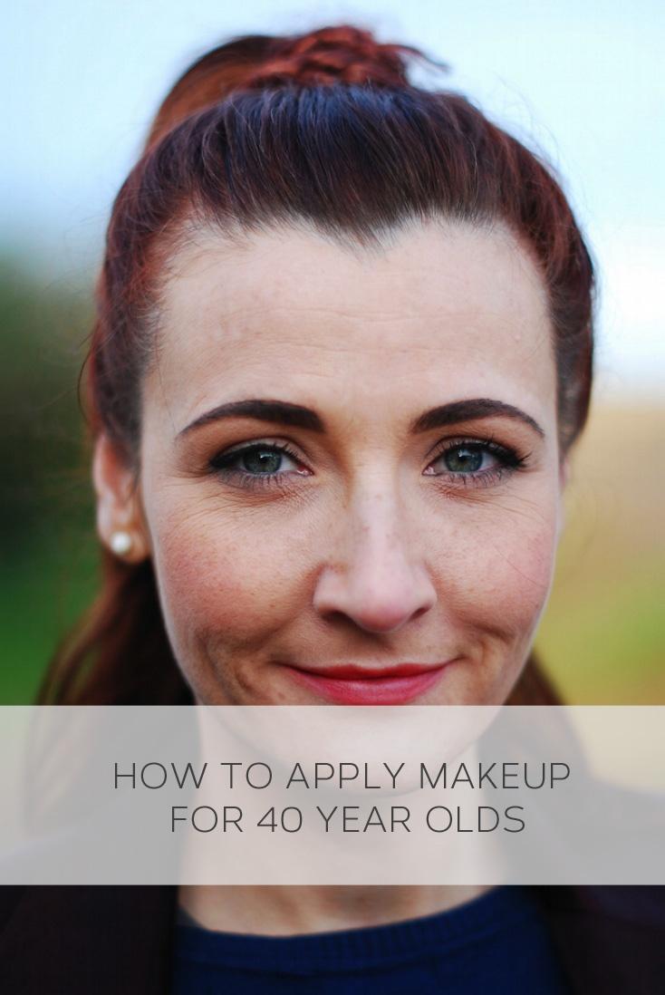 42 Best Makeup For 40 & Up Images On Pinterest