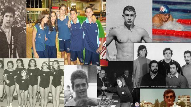 Club Natación Sevilla se despide dejando un reguero de campeones de natación y halterofilia