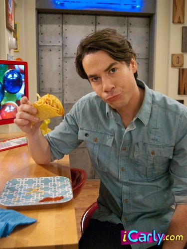 Spaghetti Tacos obviously. http://www.iCarly.com