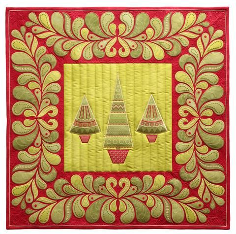 17 best Your Quilts and Projects images on Pinterest   Applique ...