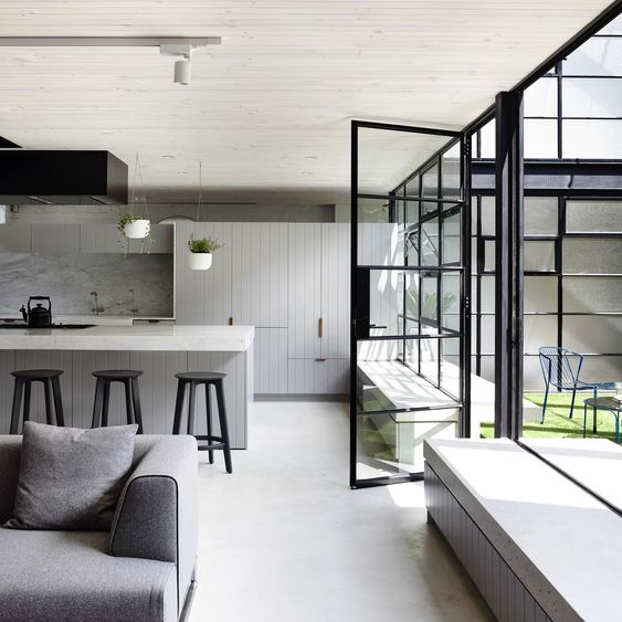 Residential Interior Design A Guide To Planning Spaces: 25+ Best Ideas About Metal Doors On Pinterest