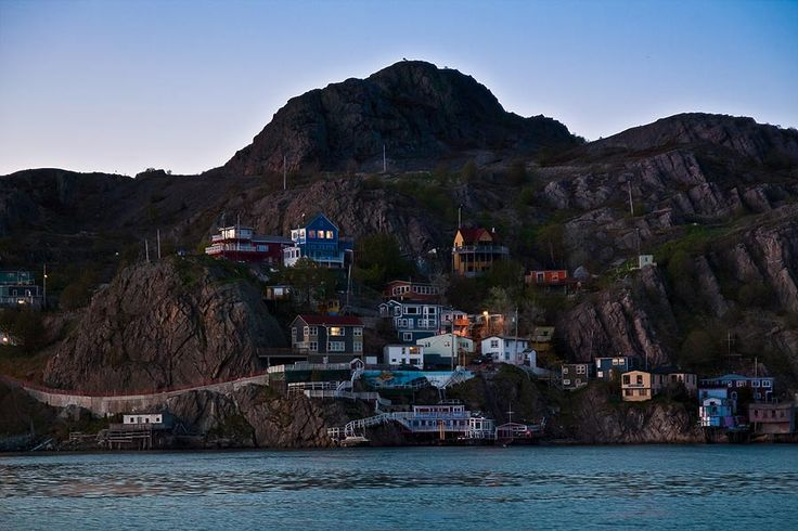 The Battery, Newfoundland