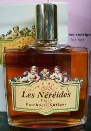 Les Neréides Patchouli Antique
