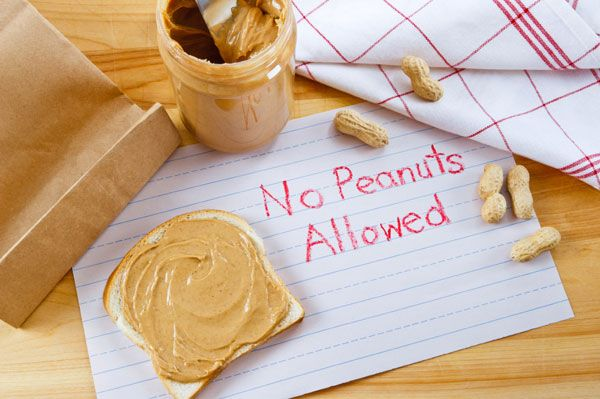 Signs of food allergies in babies and toddlers. SheKnows.com.au