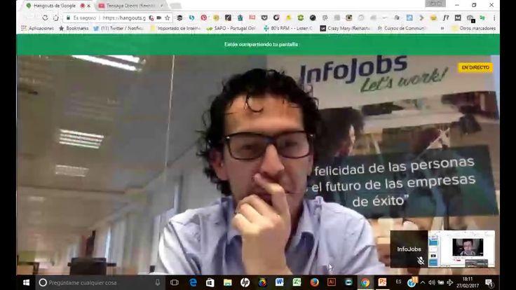 Crea tu puesto de trabajo con Claudio Inacio   Encontrar trabajo     Inf...