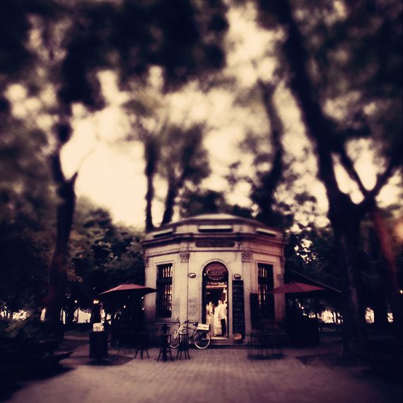 Montreal Art - Square Saint-Louis by The Lonely Pixel Photography, $30.00