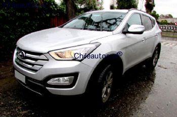 Chileautos: Hyundai SANTA FE GLS 2.4 RECIBIMOS SU VEHÍCULO CREDITOS 2013 $ 13.780.000