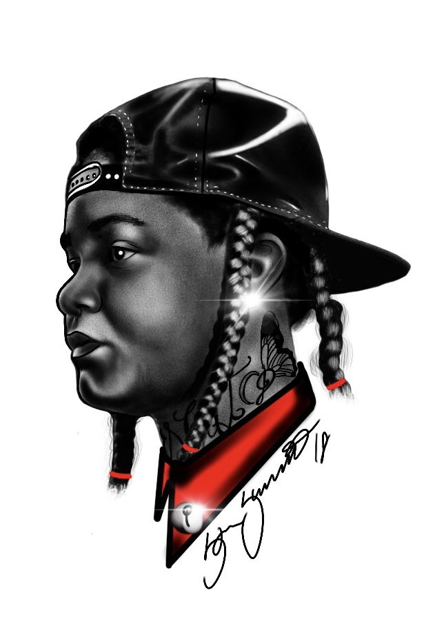 Young Ma Young Ma Black Art Pictures Cartoon Art