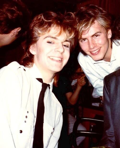One I haven't seen before......Nick & John.