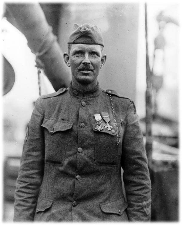 Sargent York - Google Search: One of the most decorated American soldiers in World War I. Congressional Medal of Honor recipient, native of Tennessee