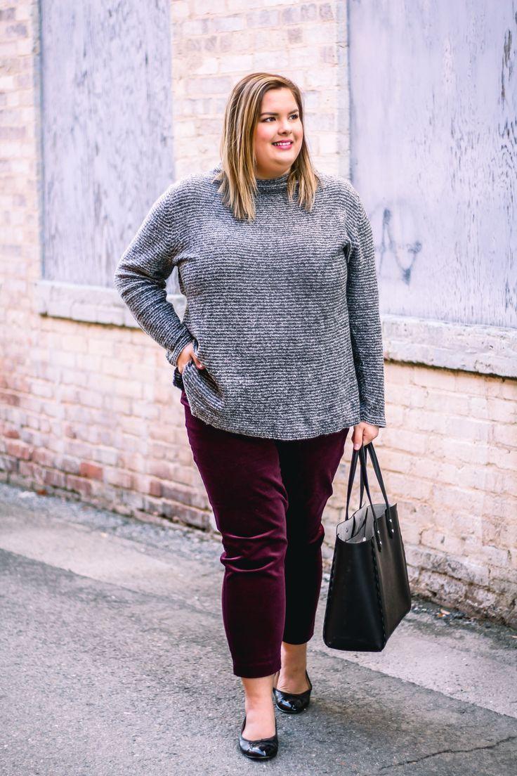 marvellous velvet pants outfit 12