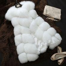 IV02 European fashion winter lady faux fur vest Best Seller follow this link http://shopingayo.space