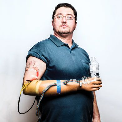 An Artificial Hand with Real Feeling. A new nerve interface gives a sense of touch to a prosthetic limb.