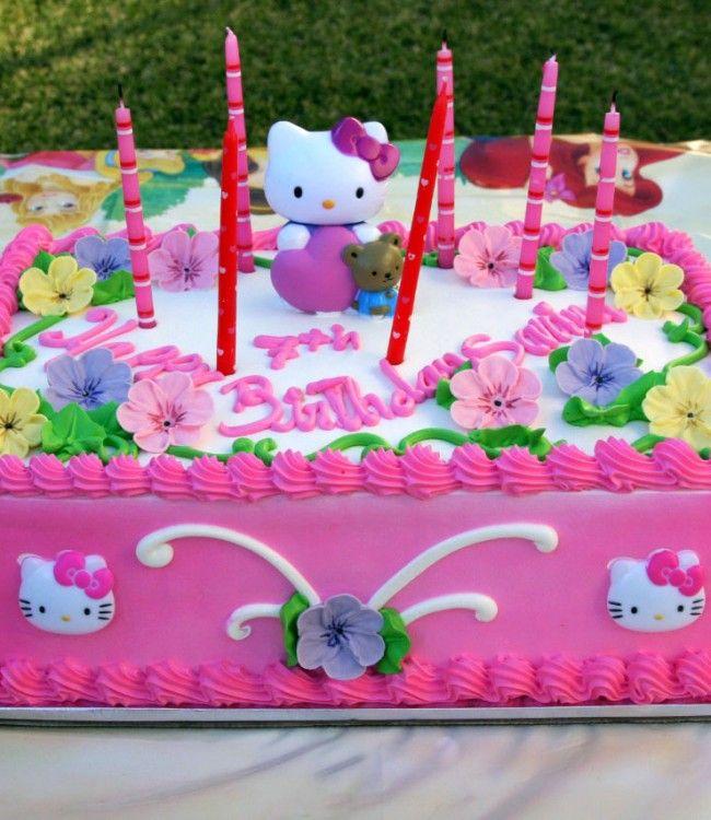 192 best Cakes Hello Kitty images on Pinterest Hello kitty