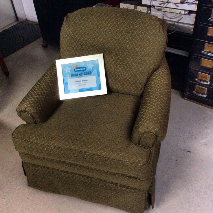 German inspired armchair.