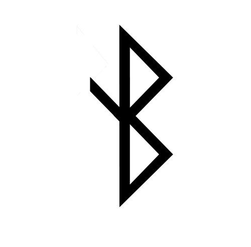 viking symbol for healing #CYW