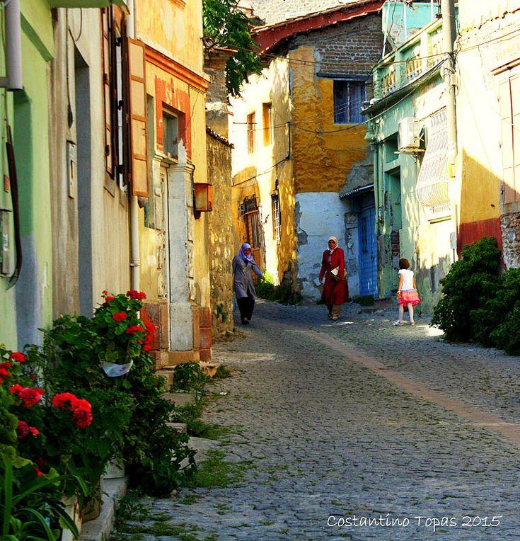 old city......Bergama,İzmir /Türkiye