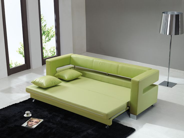 Sleeper Sofa Sofas In Microfiber Or Leather Modern Contemporary Living Room