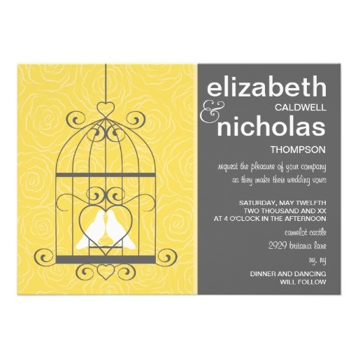 17 best images about love birds wedding invitations, ideas, Wedding invitations