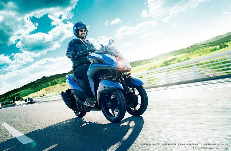 トリシティ155 - バイク・スクーター | ヤマハ発動機株式会社