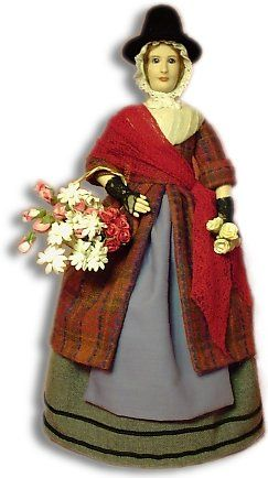 european dolls dressed in national costumes | ... co.uk are privileged to offer for sale these quality Welsh Lady Dolls