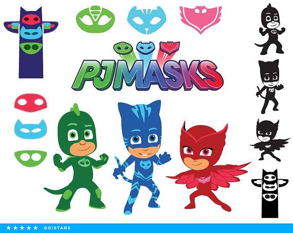 Pin On Pj Masks Birthday Party