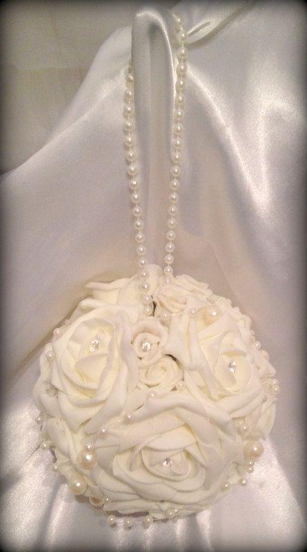 Artificial wedding flower Bridesmaids or flower by FlowersbySara, £20.00