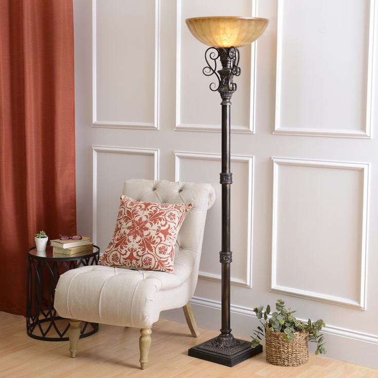 picturesque tall floor lamps for living room. Lafayette Torchiere  LampFloor LampsHoliday GiftsLiving 124 best Beautiful Bedrooms images on Pinterest Above kitchen