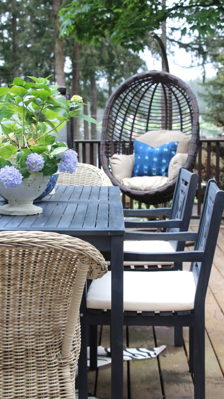 My Sweet Savannah deck makeover hop with