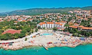 Oferta: Chorwacja: 3 lub 8 dni dla 2 osób z wyżywieniem, basenem, masażem i więcej w cenie od 454 zł w Hotelu Lisanj, w Novi Vinodolski. Cena: 454zł