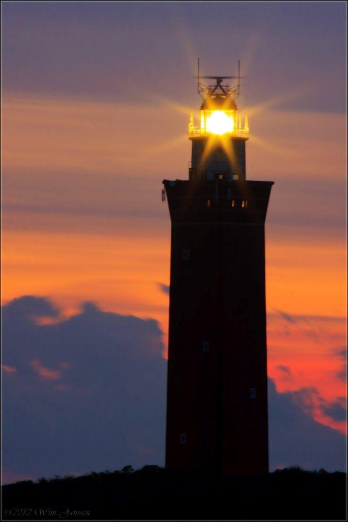 Lighthouse - Ouddorp, Netherlands