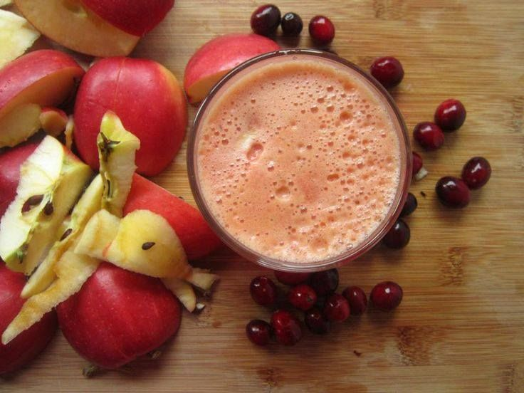 The UTI Healer Juice.  Cranberries are great for healing and preventing Urinary…