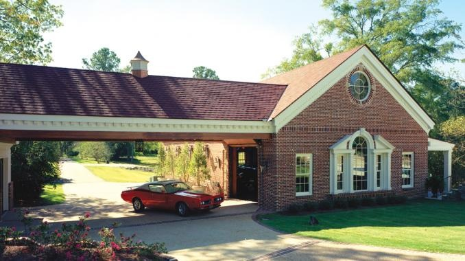 Connecting Garages With A Nifty Roof Provides More Than