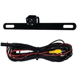 Ibeam Behind License Plate Camera With Ir Leds (pack of 1 Ea)