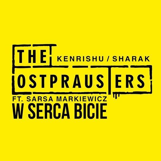 "Premiera radiowa utowru "" W serce bicie"" – The Ostprausters"