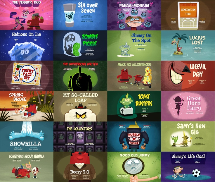 33 best Animation Title Cards images on Pinterest Animation
