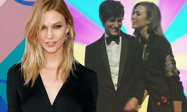 She is accustomed to having the spotlight on herself. But Karlie Kloss turned the attention to her boyfriend as she posted a sweet tribute to Joshua Kushner for his birthday on Monday.