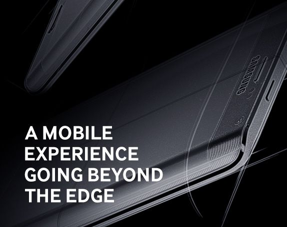 Samsung Galaxy Note Edge Design Story - The design story about our most futuristic Note, Samsung Galaxy Note Edge.