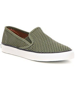 Sperry Women´s Seaside Perforated Slip On Sneakers