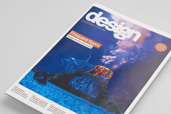 Design Week cover