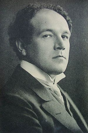 Nikolai Karlovich Medtner (5 January 1880 [O.S. 24 December 1879] – 13 November 1951) was a Russian composer and pianist.