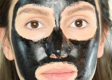 Siyah Noktaları Temizlemek İçin Evde Siyah Maske Yapımı