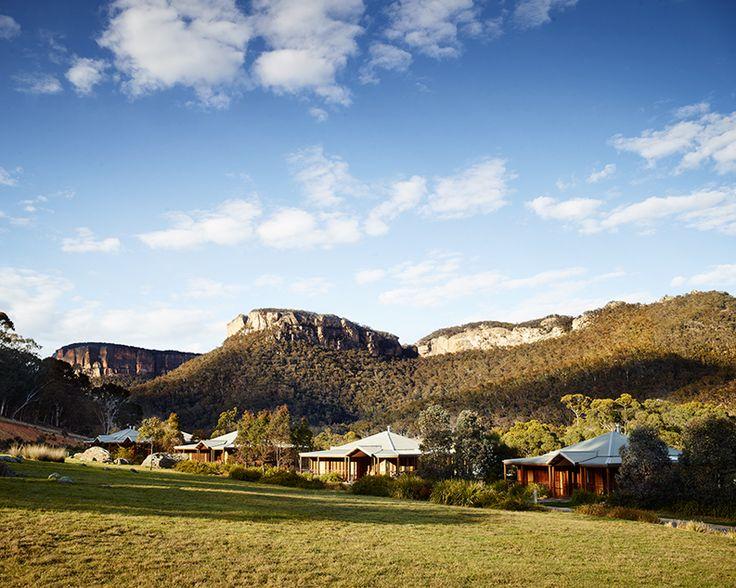 Emirates One&Only Wolgan Valley, Australia