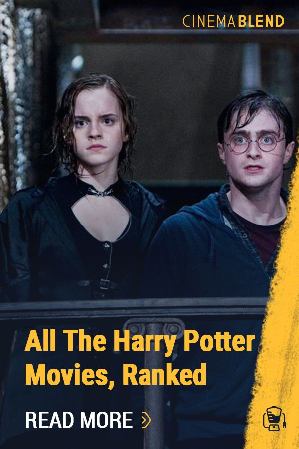All The Harry Potter Movies Ranked Harry Potter Movies Harry Potter Young Harry Potter