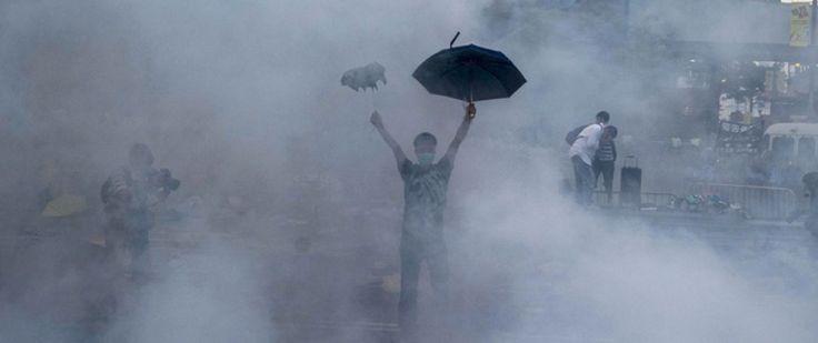 Mark Engler Paul Engler How Nonviolent Revolt Is Shaping The Twenty First Century Hong Kong Central Hong Kong Umbrella