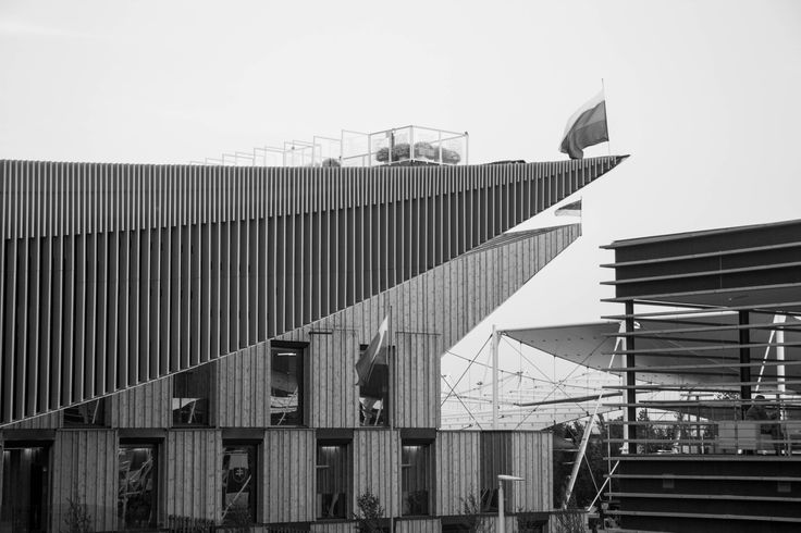 Russian and Estonian Pavilions