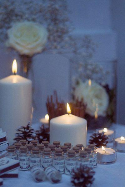 wedding, dekorxtar, winter, thank you gifts, candles, baby breath www.dekorxtar.weebly.com www.facebook.com/dekorxtar