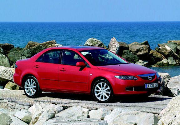 2005 - 2007 Mazda 6 Sedan (GG)