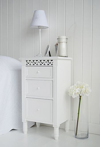 White Bedside Table best 25+ white bedside cabinets ideas only on pinterest | white